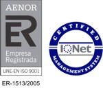 AENOR Certificaction